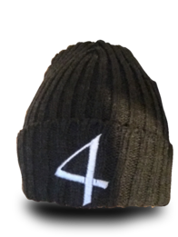 Charcoal Beanie WAS £10 NOW £5